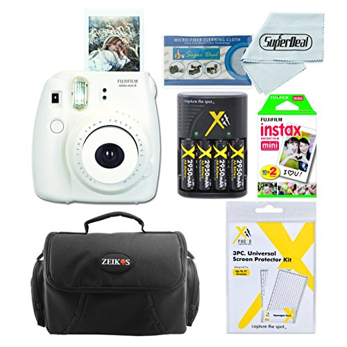 Fujifilm Instax Mini 8 Instant Film Camera Bundle Only $74.99 (Was $170) **Today Only**