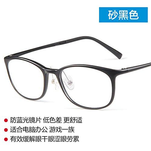teléfono marco Anteojos azul Arena plano coreano Black y KOMNY Sand ver contra móvil las espejo radiaciones de y And Gafas gafas negro equipo qnxPCxaw