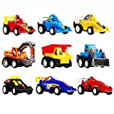3-6 Year Old Boy Toys, Friday Pull Back Car Christmas Toys for Boys Kids Toys for 3-6 Year Old Boys Gifts Age 3-6 FDCAC09