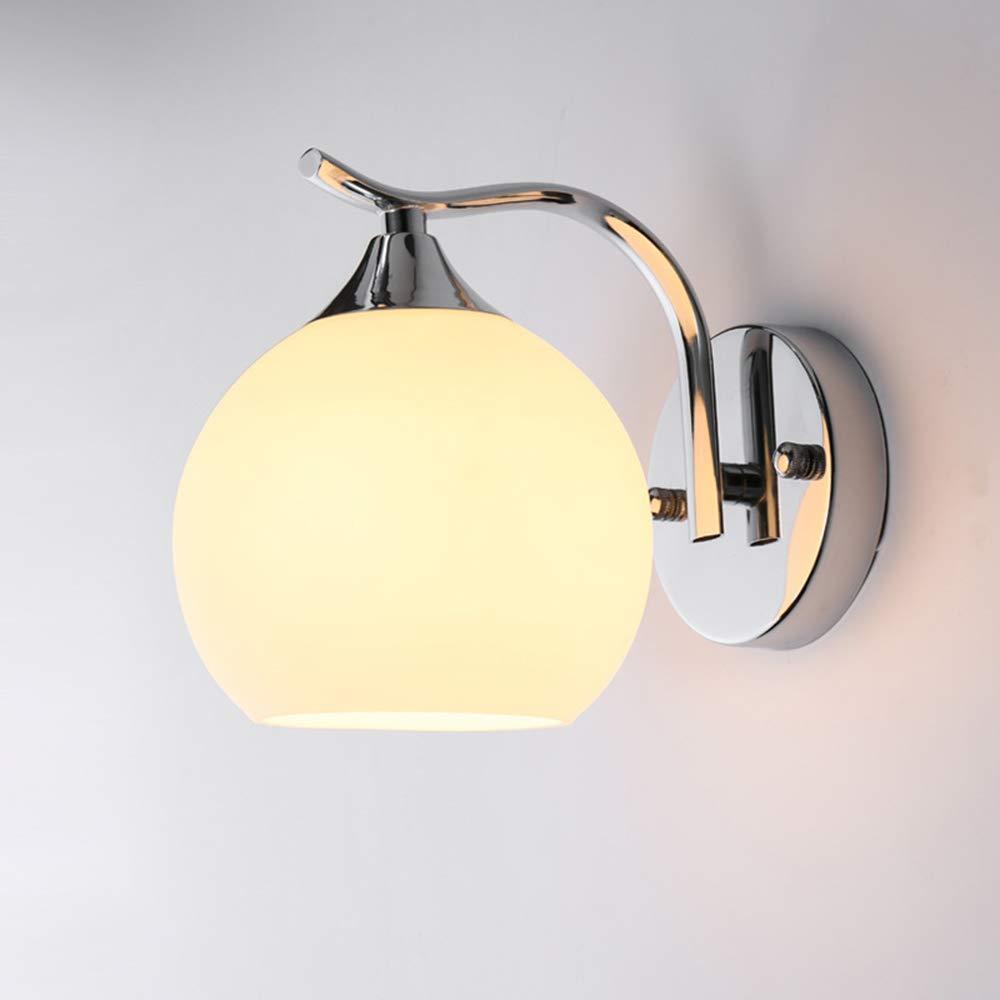 Moderne Einfachheit LED Wandleuchte, Schlafzimmer Nachttischlampe (warmes Licht)