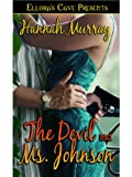 The Devil and Ms. Johnson by Hannah Murray front cover