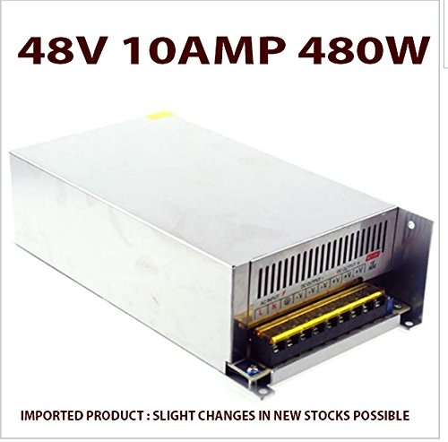 Buy NIRMALS 48V 10Amp DC SMPS POWER SUPPLY For LED Strip Light