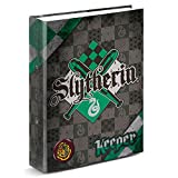 MOVIES Harry Potter Quidditch Slytherin A4 ring binder