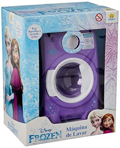 Máquina De Lavar - Frozen