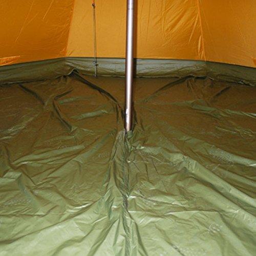 岩ノベルティの頭の上【正規品】ヘルスポート バランゲル専用 フロアー Varanger Dome Floor [ 4-6人用 ]