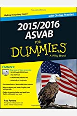 2015 / 2016 ASVAB For Dummies with Online Practice Paperback