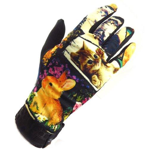 [リリーの宝 (Les Tresors De Lily)] (Doudous コレクション) [K5747] 手袋 マルチカラー