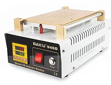 Separador Pantallas LCD (Bomba de vacío) BAKU BK-946D: Amazon.es: Electrónica