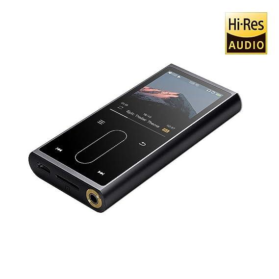 Amazon.com: FiiO M3K - Reproductor de MP3 con carcasa de ...