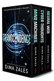 Transcendence: The Complete Human++ Trilogy by [Zales, Dima, Zaires, Anna]
