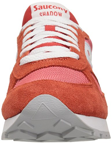 Originals Mens Shadow Original Fashion Sneaker, Rosso / Corallo, 12 M US