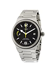 Tudor North Flag Automatic Black Dial Stainless Steel Mens Watch 91210N-BKSS by Tudor