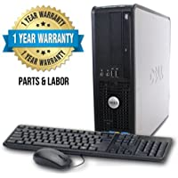 DELL 780 H Refurbished Dell 780 Desktop Core 2 Duo 3 GHz 4GB DDR3 250GB HOME