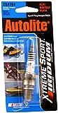 Autolite XS4164DP Xtreme Sport Iridium Powersports Spark Plug