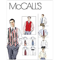 McCall's M2447 - Patrones de Costura para Camisas