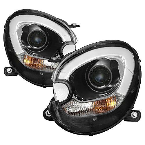 Spyder Auto PRO-YD-MCO11-DRL-BK Projector Headlight ()