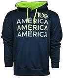 Soccer Athletic Unisex Hoodie Sweatshirt Club America Small