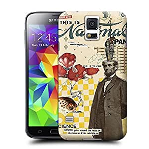 Unique Phone Case This Is Naturnal Panic Muharrem Cetin retro style collage design Hard Cover for samsung galaxy s5 cases-buythecase