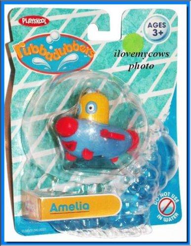 . Amazon com  Rubbadubbers Amelia Figure  Toys   Games
