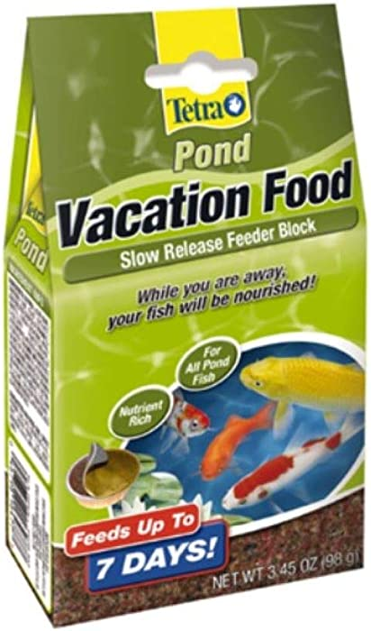 Top 8 Pond Fish Food Vacation Feeder