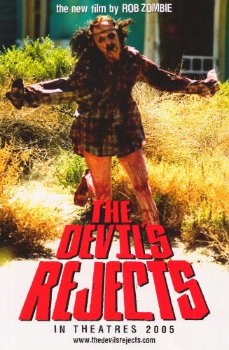 The Devil's Rejects 11x17 Movie Poster (Pop Art Zombie)