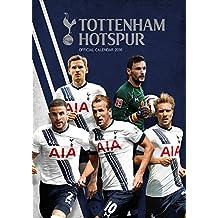 Official Tottenham Hotspur 2016 A3 Wall Calendar