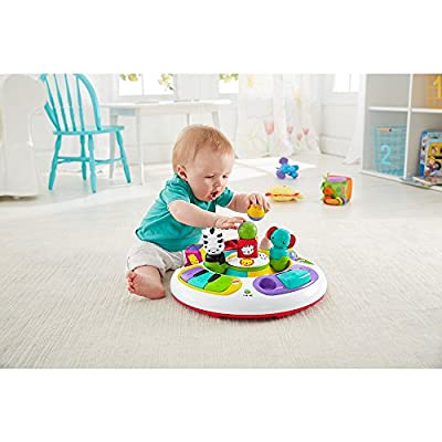 Fisher-Price Musical Activity Table: Toys & Games