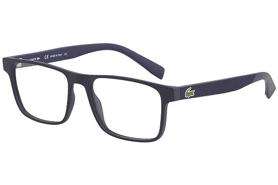 e8672d9c6a Image Unavailable. Image not available for. Color  Eyeglasses LACOSTE L  2817 424 MATTE BLUE