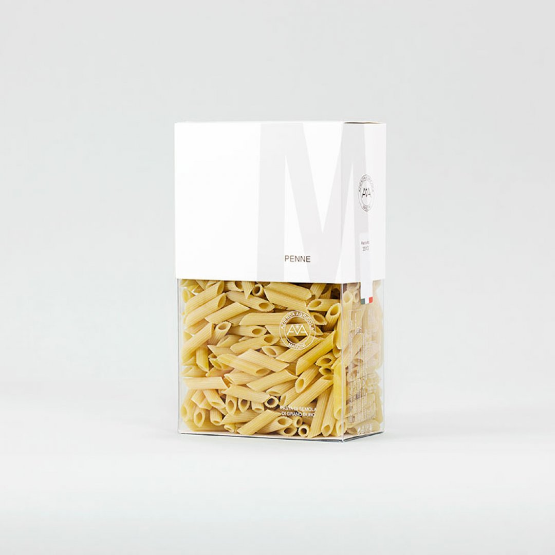 Mancini Pasta Factory - Penne 1000 g box - 10 Pieces: Amazon.es: Alimentación y bebidas