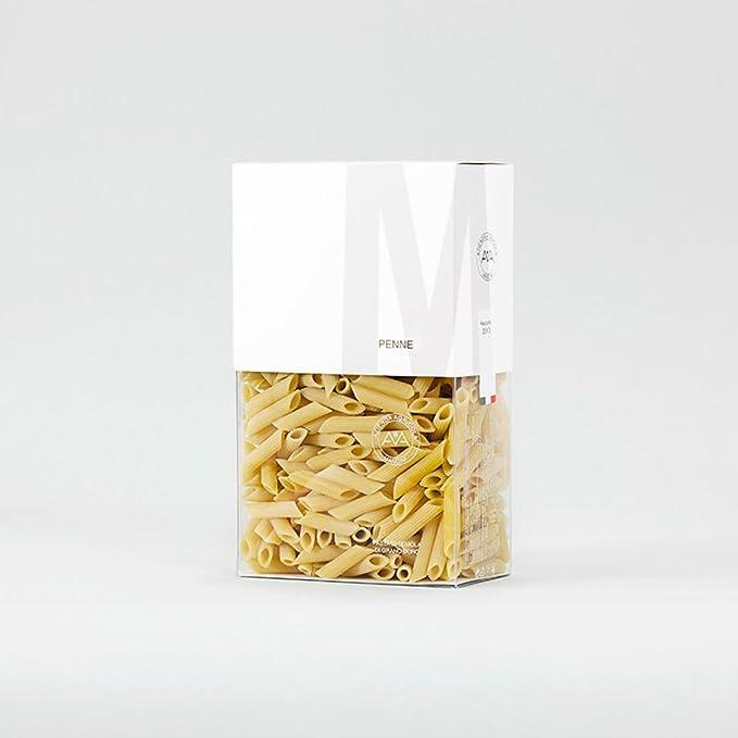 Pasta Mancini - Penne Kg 1 - Pack In Transparent Case