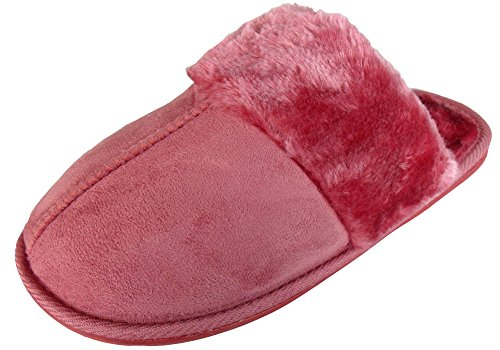 Cookies and Cream ,  Damen hinten offen Pink / Pink Fur