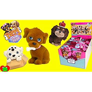 Just Play Puppy in My Pocket Blind Packs Party Favors - 6 individual packs
