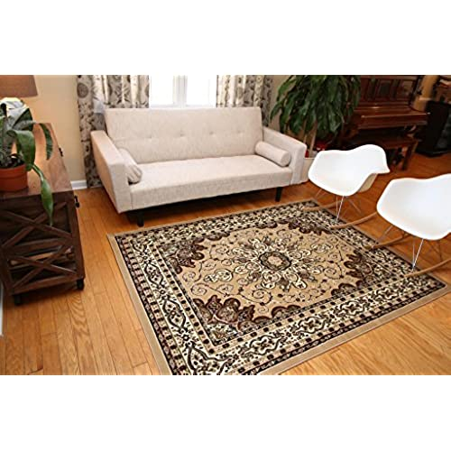 living room rugs amazon beige brown rugs for living room 11927