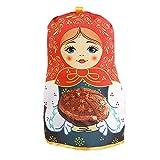 Russian Matryoshka Tea Cozy ''Bread and Salt''