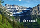 Montana! / UK-Version 2018: A Trip Through Montana s Fantastic Nature. (Calvendo Nature)