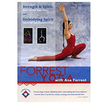 Amazon.com: Strength & Spirit/Embodying Spirit (combo DVD ...