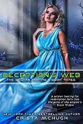 Deception's Web (Diezian Empire Book 3) (English Edition)