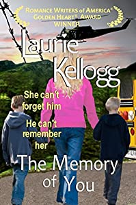 The Memory Of You: The Love Of You Family Saga Book 1 & Return To Redemption Series Prequel-book 0 by Laurie Kellogg ebook deal