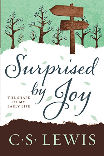 Surprised by Joy: The Shape of My Early Life cover