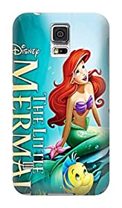 Amy LaGrasso Generic high quality pc hard skin cover case with pretty figure for Samsung Galaxy s5(The Little Mermaid)