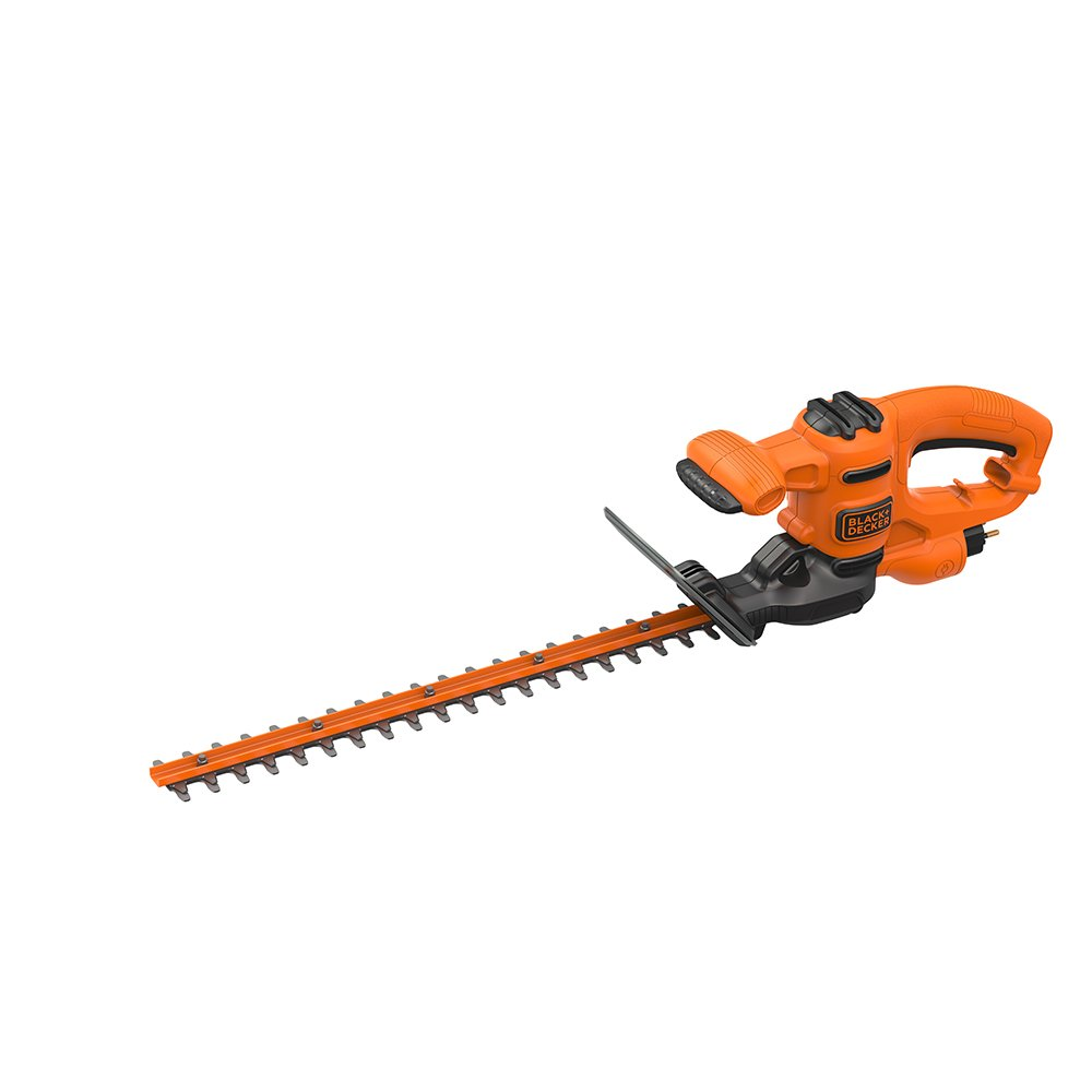 BLACK + DECKER BEHT201-GB Hedge Trimmer, 240 V, 45 cm