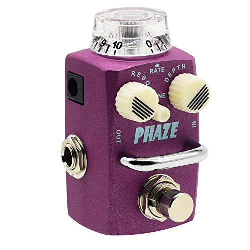 SONICAKE Hotone Skyline Phaze Dual-Mode Analog Phaser Guitar Effects Pedal by SONICAKE
