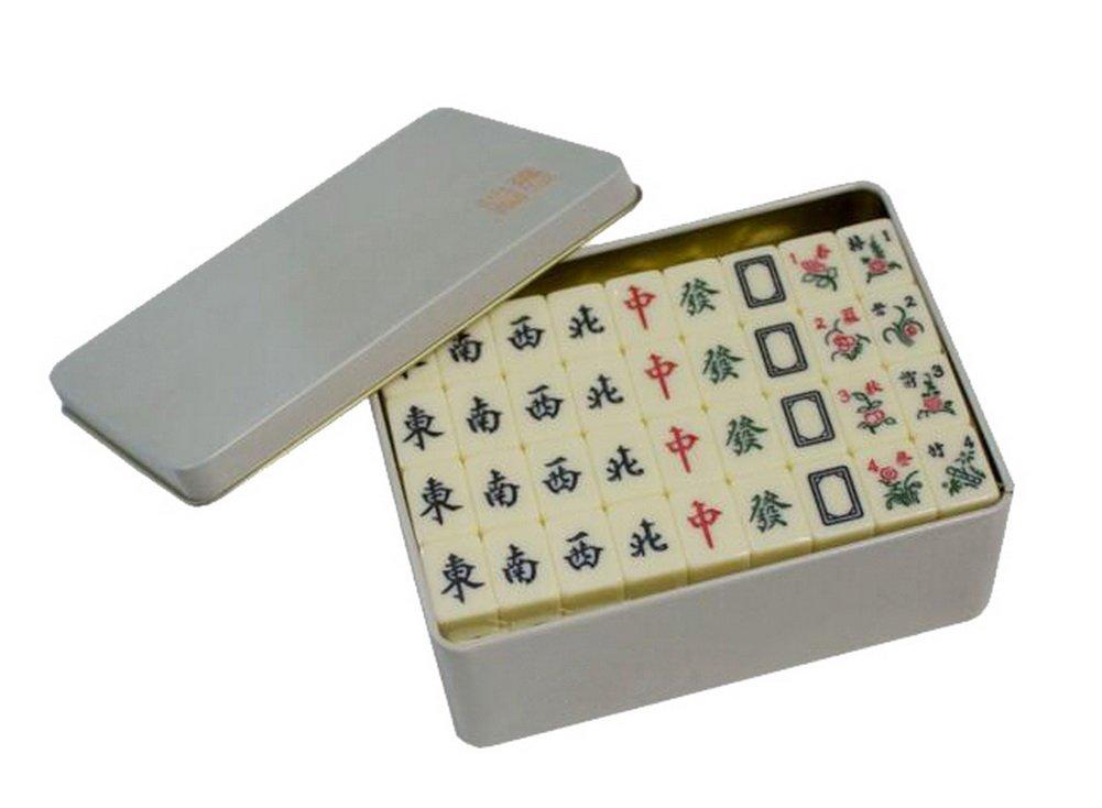 新発売 ミニMahjongクラシック麻雀ゲームTraditional B0742CTQ82 Chinese Chinese Mahjongクリーミーホワイト B0742CTQ82, スッツチョウ:6b102a21 --- yelica.com
