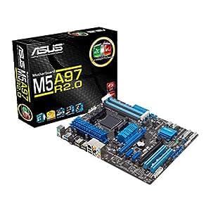 Asus M5A97 R2.0 - Placa base (AMD AM3, DDR3, ATX, SATA 600, USB 3.0)