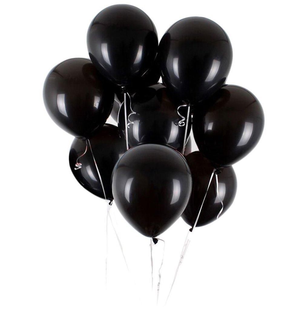 Vercrown 100 Pz Palloncini Bianca per Party, Compleanni, Matrimoni, Anniversario,Natale e nuovi anni Decorazione 10 Pollici 1.8g Latice Palloncini