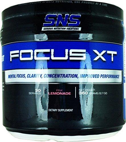 SNS Focus XT, Pink Lemonade 240g