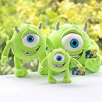 Amazon.com: Mike Monsters University monstruo Mike Wazowski ...