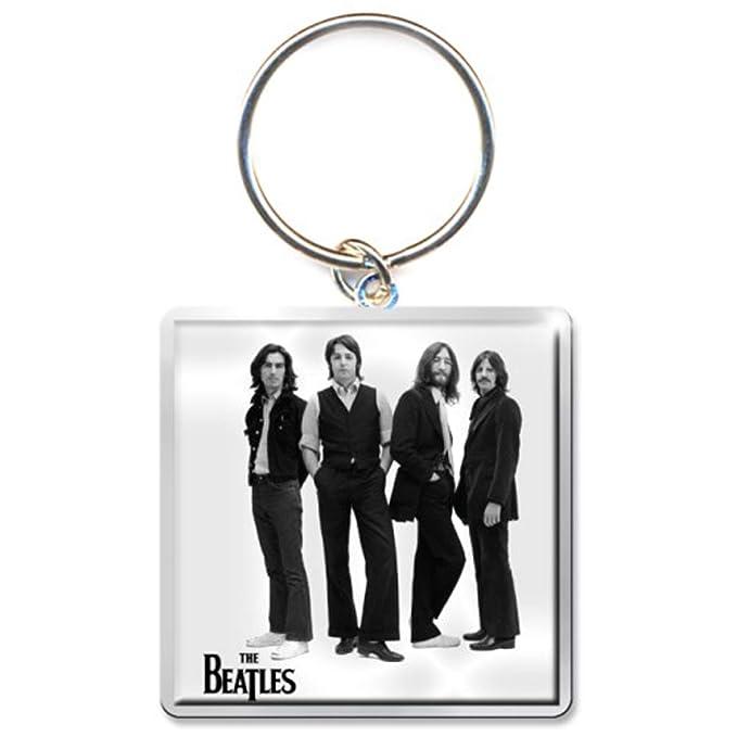 The Beatles Standing John Lennon Ringo Starr llavero con ...