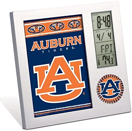 NCAA Auburn Tigers WinCraft Official Football Game Clock