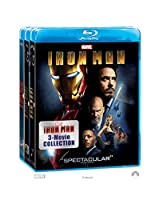 Iron Man 3-Movie Collection Blu-ray